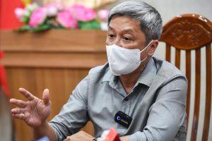 Thứ trưởng Bộ Y tế: Cố gắng 2-3 tuần khống chế dịch Covid-19 ở TP.HCM