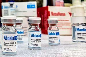 Bộ Y tế đàm phán với Cuba về sản xuất vaccine Covid-19