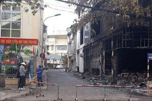 Bộ Công an vào cuộc điều tra vụ cháy khiến 6 người chết ở Thành phố Vinh