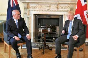 Nông dân Anh lo thỏa thuận thương mại với Úc làm thịt nhập khẩu tăng vọt