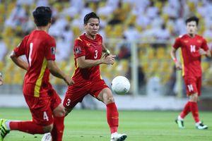 Đội tuyển Việt Nam về nước vào ngày 17.6 và cách ly theo quy định