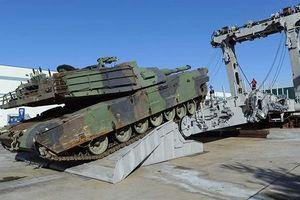 Thủy quân lục chiến Mỹ loại bỏ toàn bộ Abrams vì Nga
