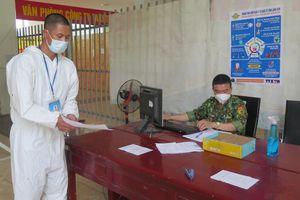Lạng Sơn siết chặt công tác phòng, chống dịch Covid-19 tại các cửa khẩu