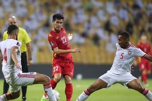 HLV Bert van Marwijk: Thắng Việt Nam là trận hay nhất của UAE