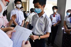 Đà Nẵng: Hơn 13.000 thí sinh tham gia kỳ thi lớp 10