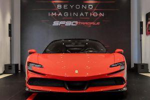 Ferrari SF90 Stradale chính hãng Việt Nam, rẻ hơn nhập tư 10 tỷ