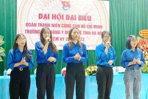 Trường Cao đẳng Y Dược Tuệ Tĩnh Hà Nội chú trọng công tác phát triển Đảng