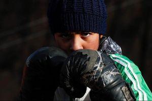Cô bé 12 tuổi người Bolivia nung nấu giấc mơ trở thành nhà vô địch quyền anh thế giới