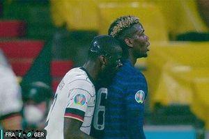 EURO 2020: Nghi vấn tuyển thủ Đức cắn vai Paul Pogba