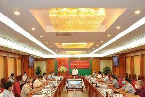 Yêu cầu Hải Phòng xử lý kịp thời các tổ chức, đảng viên có vi phạm trong các vụ án
