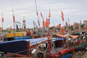 Phạt 7 ngư dân 35 triệu đồng do trốn khỏi vùng cách ly