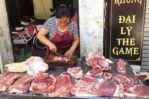 Thịt lợn rẻ nhất 2 năm qua nhưng ngoài chợ vẫn vô cùng đắt đỏ