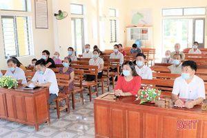 'Ngày sinh hoạt chi bộ' đặc biệt ở huyện miền núi Hà Tĩnh