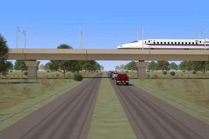 Webuild ký thỏa thuận 16 tỷ USD xây dựng đường sắt cao tốc tại Mỹ