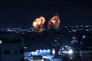 Israel không kích Gaza, đẩy lệnh ngừng bắn với Palestine trước nguy cơ đổ vỡ