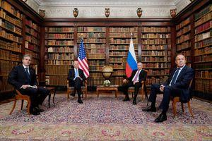 Tổng thống Biden đánh giá Nga và Mỹ là 'hai cường quốc vĩ đại'
