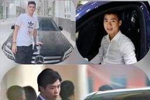 Bóc giá dàn xế hộp bạc tỷ của các cầu thủ đội tuyển Việt Nam