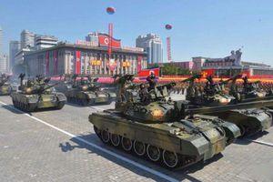 Xe tăng Triều Tiên có hỏa lực mạnh hơn cả M1A2 Abram lẫn T-14 Armata