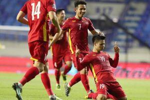 Đội tuyển Việt Nam chính thức giành vé dự vòng loại thứ 3 World Cup
