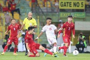 Highlight UAE vs Việt Nam: Vỡ òa phút cuối, tấm vé lịch sử