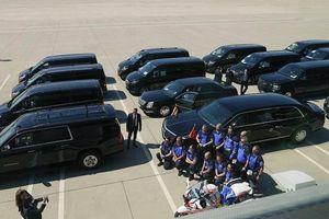 Các phái đoàn tháp tùng, bảo vệ Biden - Putin đã đến Geneva, Thụy Sĩ