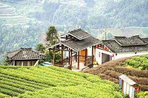 Thiên đường đẹp như chốn tiên cảnh ít người biết đến ở Trung Quốc