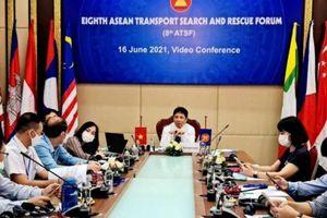 Bộ GTVT tổ chức Diễn đàn Tìm kiếm cứu nạn GTVT ASEAN