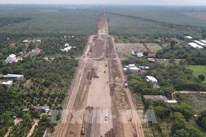 Chọn được doanh nghiệp thi công gói thầu đầu tiên cao tốc Nghi Sơn - Diễn Châu