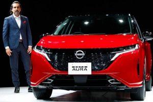Nissan Note Aura 2022 ra mắt, giá từ 546 triệu đồng