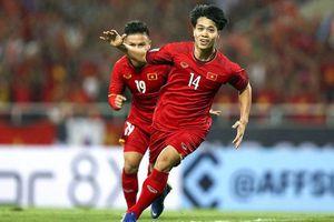Tuyển Việt Nam viết sử ở vòng loại World Cup 2022: Niềm tự hào Đông Nam Á!