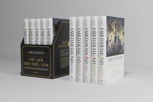 Phát hành trọn bộ những tác phẩm nổi bật của Jared Diamond