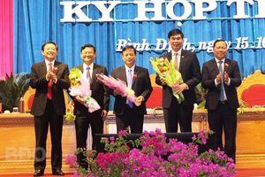 Ông Nguyễn Phi Long được bầu làm Chủ tịch UBND tỉnh Bình Định nhiệm kỳ 2021 - 2026
