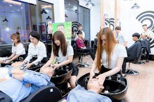 Dịch vụ cắt tóc, gội đầu, giặt là… phải nộp thuế 7%