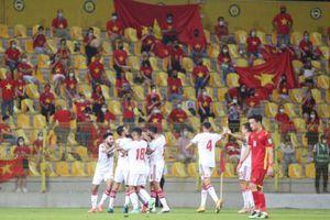 UAE - Việt Nam: Chỉ chịu thua sát nút, Việt Nam hiên ngang tiến vào vòng loại cuối World Cup 2022