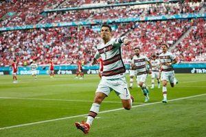 Hungary vs Bồ Đào Nha: CR7 chói sáng, tuyển Bồ Đào Nha đã sẵn sàng bảo vệ ngôi vương   EURO 2020