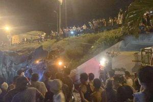 Xe quân sự gặp nạn ở Quảng Nam: Hai nạn nhân tử vong trên đường cấp cứu