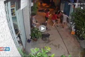 Thanh niên cướp điện thoại không thành, bỏ cả xe ở lại để thoát thân