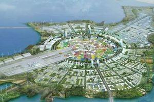 Sân bay Gò Găng của Vũng Tàu sẽ rộng gần 250 ha