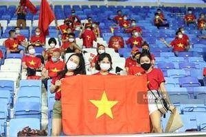 Nhìn lại trận đấu giữa UAE và Việt Nam