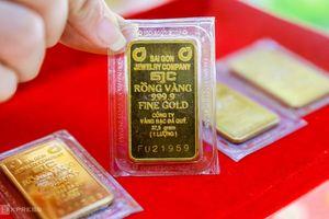 Giá vàng đảo chiều tăng nhẹ