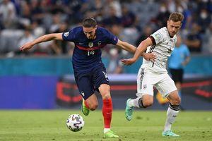 Trực tiếp Pháp 1 - 0 Đức: Pha 'đốt đền' tai hại