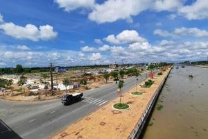 Hậu Giang: Tập đoàn Sao Mai tài trợ kinh phí lập quy hoạch chi tiết 3 khu đô thị, tái định cư