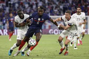 Đẳng cấp Paul Pogba nhấn chìm tuyển Đức