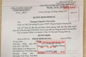 Đính chính thông tin 'truy nã chủ thầu xây dựng hành hung nhân viên ở Hà Nội'