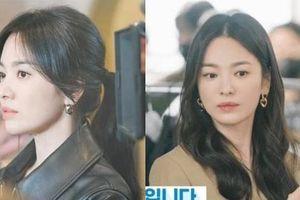 Đại minh tinh Song Hye Kyo tái xuất màn ảnh, gây sốc vì không ai nghĩ hơn đàn em 11 tuổi