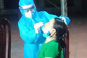 Nghệ An có thêm 1 ca dương tính với SARS-CoV-2