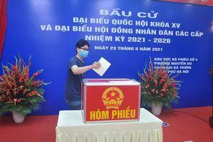 Hà Nội tổng kết công tác bầu cử mùa đại dịch COVID-19