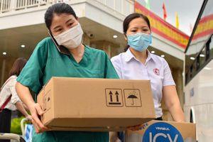 Thủ tướng tặng bằng khen cho 10 tập thể chống dịch ở Bắc Giang