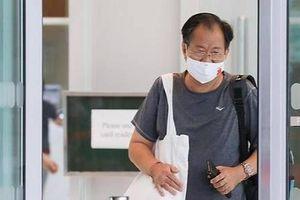 Người đàn ông Singapore bị bắt vì quấy rối khách trọ
