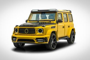 Bản độ Mercedes-AMG G 63 Mansory giới hạn 10 chiếc có gì đặc biệt?